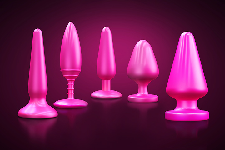 Maxsex can adjust the size and dimension of sex toys to meet any demand